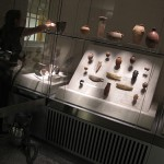 Gallery Installation by Cristina Maggiora, Johns Hopkins Archaeological Museum, Baltimore MD